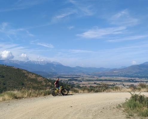 El camí de la muntanya de Queixans