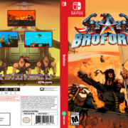 Broforce Switch Cover
