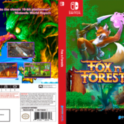 Fox n Forests Switch Cover