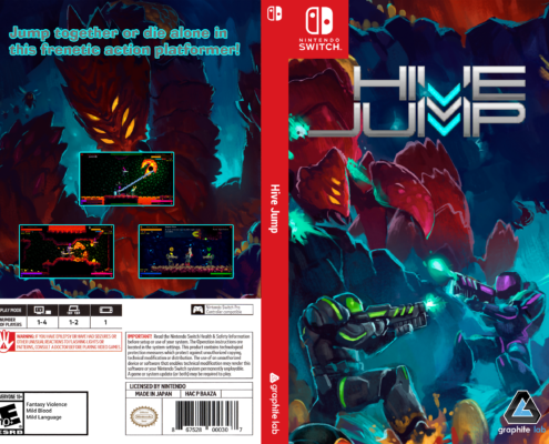 Hive Jump Switch Cover