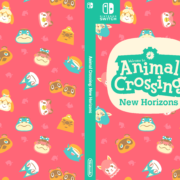 Animal Crossing: New Horizons Switch Cover